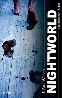 Nightworld: Fantastischer Thriller (Horror Taschenbuch) - 1